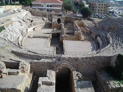Restos romanos de Tarragona