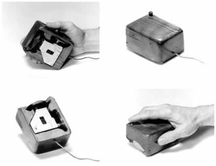 El primer mouse de la historia