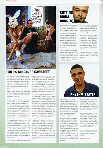 Knowledge Magazine Feature