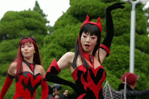 devil girls DHP2006