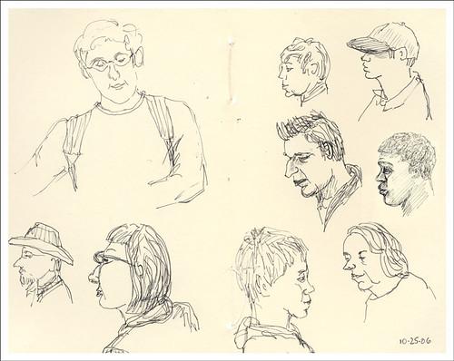 Haring Subway Drawings Subway Drawing Bart 5