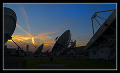 Satellite Sunset (2)