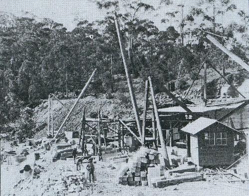 Gosford quarry 1926