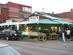 Stan's Market produce stand