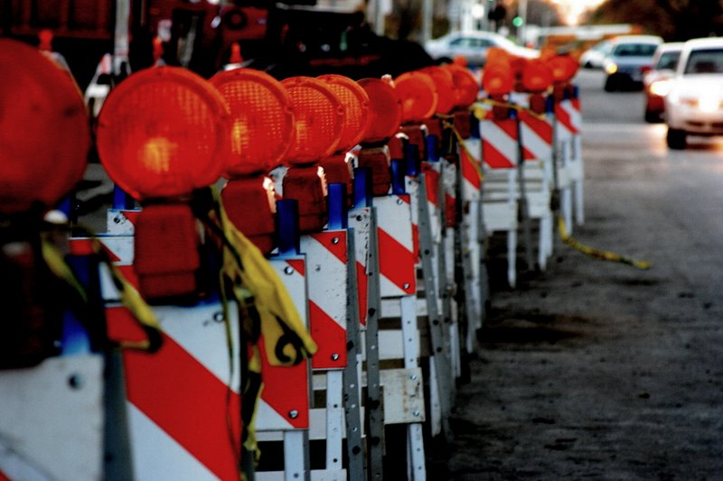 Construction on Ellis Avenue - UChicago