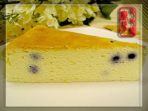 "288123909 3ac6e51205 o ""蓝天使之吻""  蓝莓乳酪蛋糕"