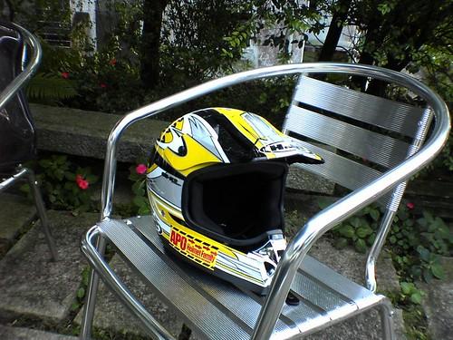 Schee'e helmet