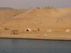 3851f Suez military outpost