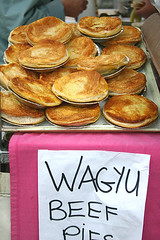 Wagyu Beef pies