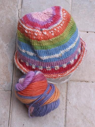 Florence yarn hat
