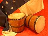 Tambu drums