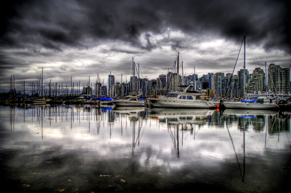 The Rainy Season of Vancouver