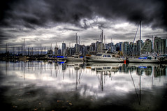 The Rainy Season of Vancouver photo by Stuck in Customs