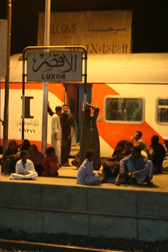 Train Station in Luxor