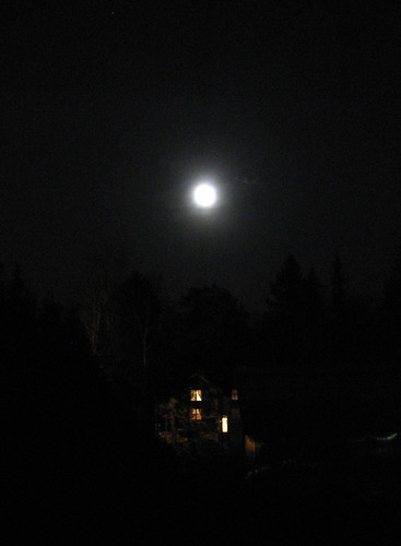 Moonshine over Bergdalen II