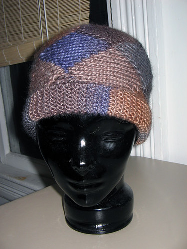 Short Row Hat from Interweave Knits