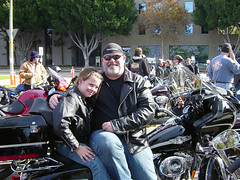 Zoe & Me at Love Ride 23