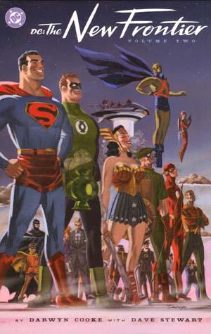 DC New Frontier Vol 2