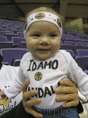 another Idaho Vandal fan