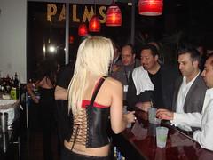 Pubcon Bartender at Yahoo Party