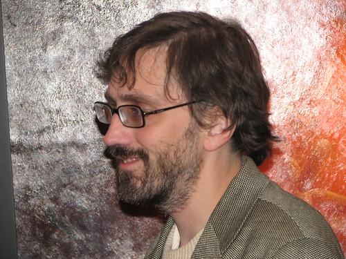 Greg Cox: the Author as Werewolf