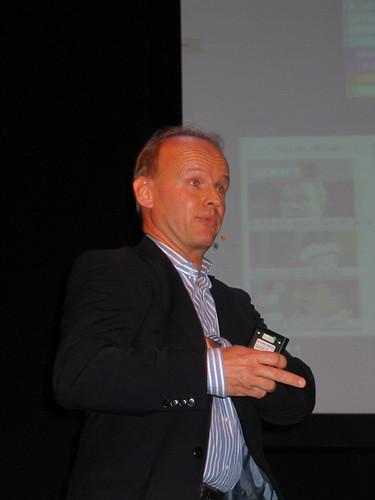 SIME 2006: Kurt Sillén, VP Ericsson Mobility World