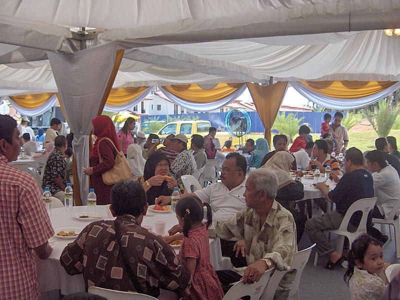 Rumah Terbuka Sinar FM 2006