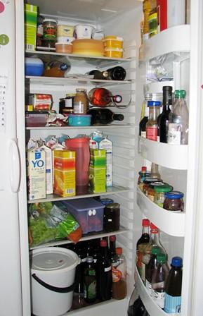 Jääkaappi sunnuntai-iltana