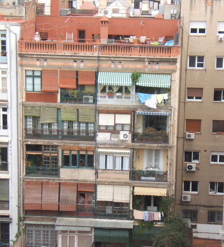 Apartments in Eixample District