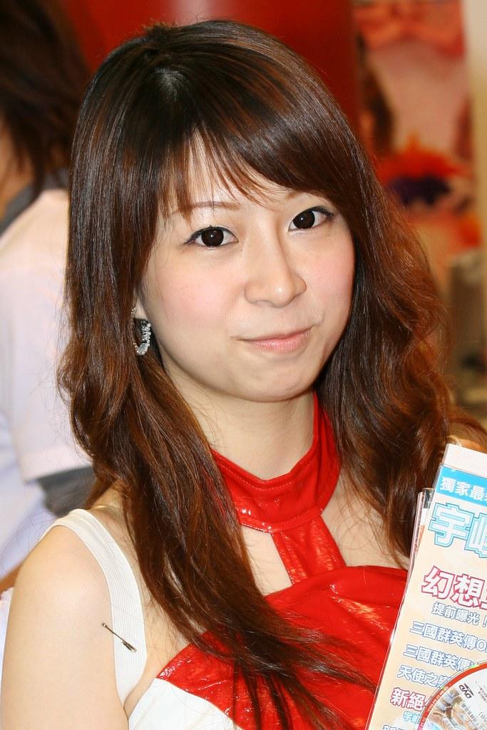 20061202 資訊展 幻想三國志