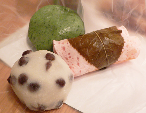 Japanese Confectioneries 02