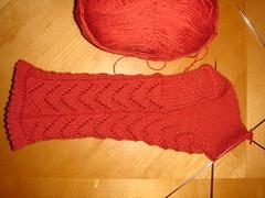 Latvian sock 1