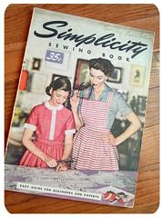 vintage sewing book 05