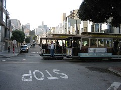 Cable Car Mason St. 2