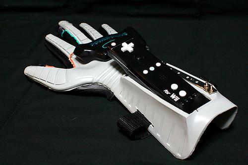 The Wii Power Glove