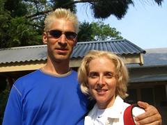 Meta and Dave - Blonde