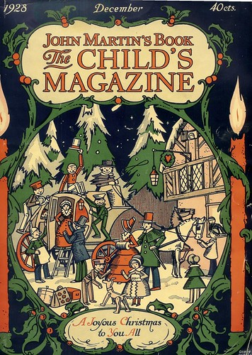 John Martins Book Christmas 1928