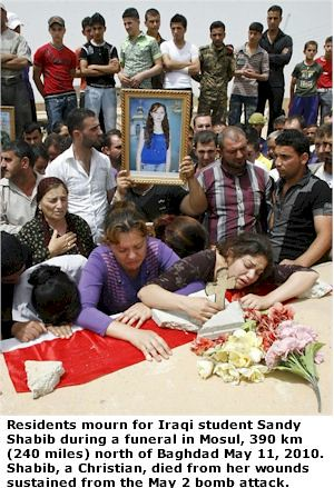 20100511_funeral_christian_student_Sandy_Shabib_died_wounds_bombing_20100502_captioned