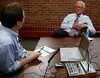 Podcast Interview With Bob Schieffer 8/26/07