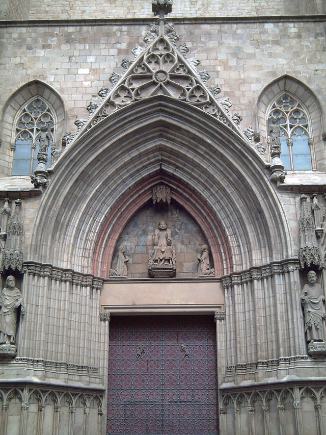 Santa Maria del Mar Church Barcelona