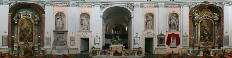 S Bernardo Church Rome http://www.panoramicearth.com