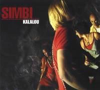 Simbi: Kalalou (skivomslag)