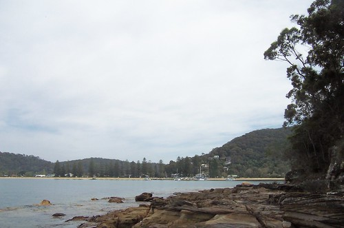 Patonga from Dark Corner