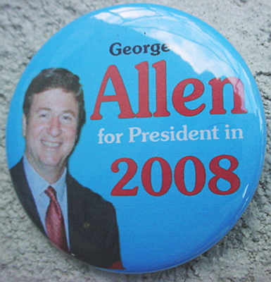 George Allen For President