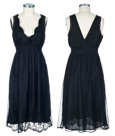 Hot Kiss Lace Dress