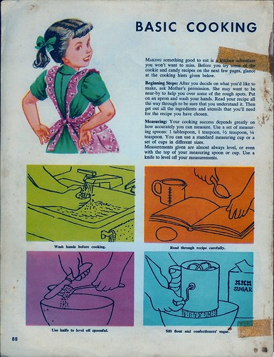 Make-It Book:   Cooking