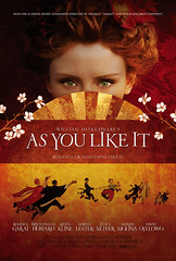 Póster de 'As You Like It' (Como gustéis) de Kenneth Branagh