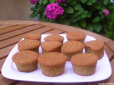 Biscuits à la cardamome de Mercotte