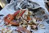 タラバの残骸, 北海道フェア in 代々木, 代々木公園