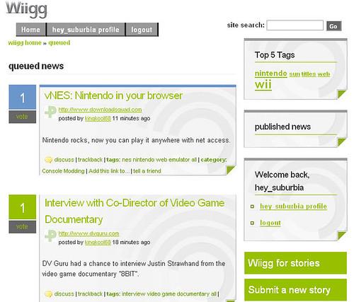 """WiiNintendo releases """"Wiigg"""""""